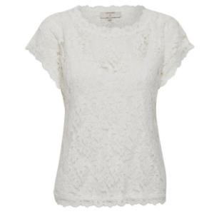 cream vive lace top 10604513