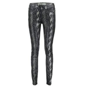 Geisha pants snake 01523-10