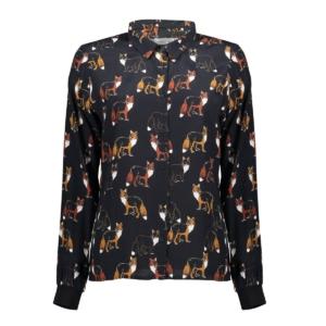 Geisha blouse 03646-20