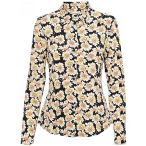 &Co Woman blouse Lotte flower