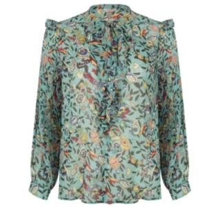 ESQUALO blouse juul-webshop.nl