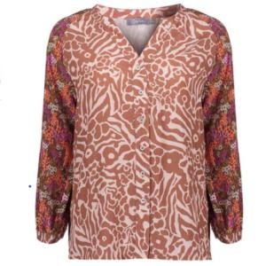 Geisha blouse 13445-20 juul-webshop..nl
