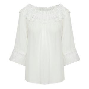 Cream blouse CRBea 10608022 juul-webshop.nl