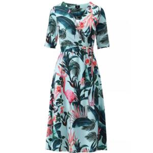 K-DFesign jurk S110 juul-webshop.nl