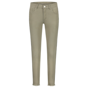 Para-Mi jeans Nikita Pale green juul-webshop.nl