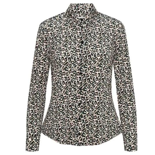 &Co Woman blouse Lotte animal www.juul-webshop.nl