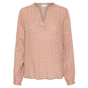 Kaffe blouse 10505475 juul-webshop.nl