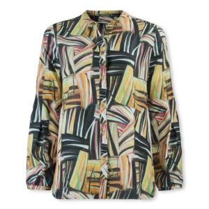 LizzyCoco-blouse-DILLA-Paint-Strokes-juul-webshop.nl