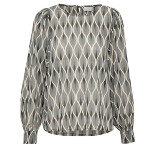 KAFFE KASIMINI blouse 10505705 juul-webshop.nl