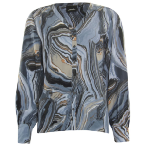 Poools blouse 133159 juul-webshop